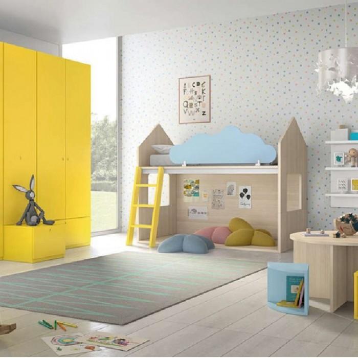Litera casita Origami 46