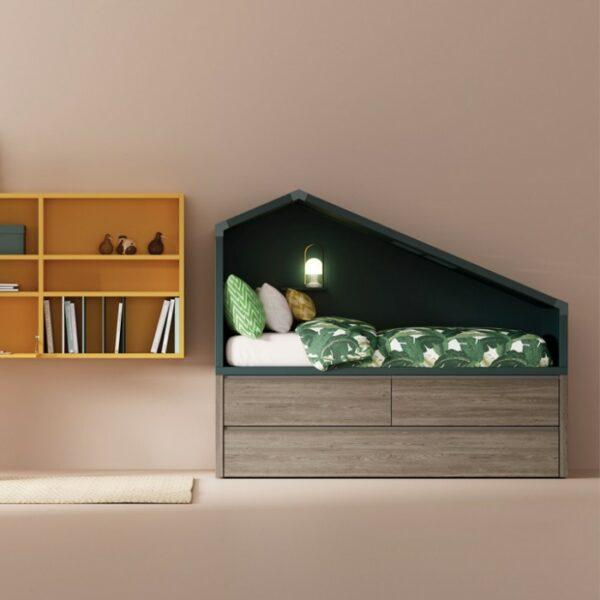 dormitorio_infantil_habitació_cabaña_y_cama_nido_bremen