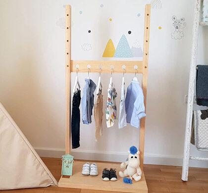 De la Sénia hacia donde tú quieras. El Perchero Noah, de YUPIH, sigue el método Montessori y esta es su historia.