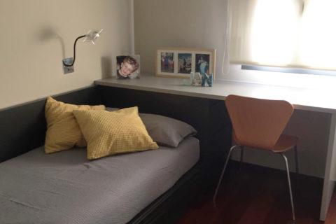 cama compuesta